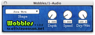 Wobbles Screenshot